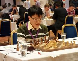 Quang Liêm thẳng tiến vào vòng 3 giải cờ vua thế giới