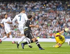 """Real Madrid """"vào guồng"""" cho cuộc đua vô địch La Liga"""