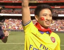 """Arsenal được và mất gì sau chuyến đi của """"Running man"""" tới Emirates?"""