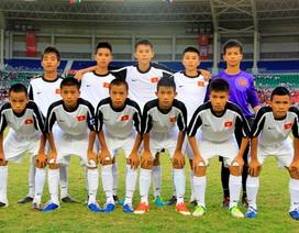 U13 PVF bị loại oan tại giải U13 toàn quốc