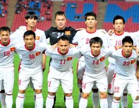 Tuyển Việt Nam bị tước quyền làm hạt giống tại AFF Cup 2014