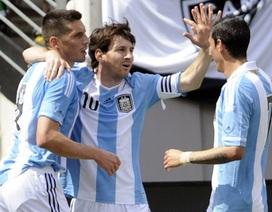 Argentina giành vé sớm dự World Cup 2014?