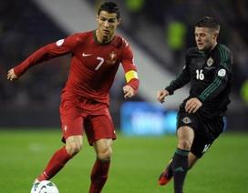C. Ronaldo và sứ mệnh quan trọng với tuyển Bồ Đào Nha
