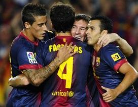 Barcelona hướng đến chiến thắng thứ 6 liên tiếp ở La Liga