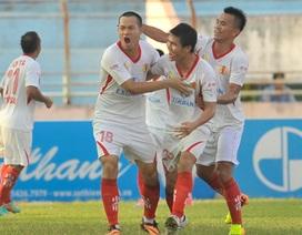 Cúp quốc gia 2013: Nhiều bất ngờ và một gánh nặng