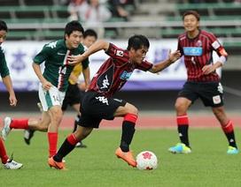 Trang Goal bầu chọn Công Vinh là cầu thủ xuất sắc nhất Đông Nam Á tuần qua
