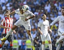 """""""Song sát"""" Isco-Ronaldo giúp Real Madrid hạ gục Bilbao"""