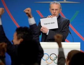 Nhật Bản giành quyền đăng cai Thế vận hội năm 2020