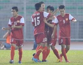 """U19 Việt Nam dội """"cơn mưa bàn thắng"""" vào lưới Hong Kong?"""