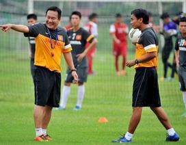 """HLV Hoàng Văn Phúc:""""Tôi sẽ loại những cầu thủ không đạt yêu cầu"""""""