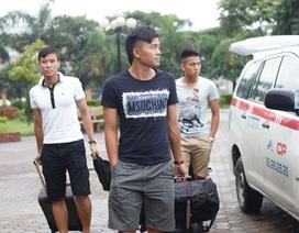 U23 Việt Nam hội quân, Santos chốt lực lượng đá giao hữu