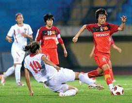 Bóng đá nữ Việt Nam với giấc mơ tham dự World Cup 2015