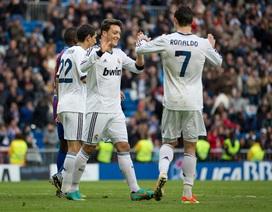 Real Madrid trở lại cuộc đua vô địch La Liga