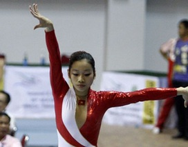 Thể dục dụng cụ Việt Nam trắng tay tại giải thế giới