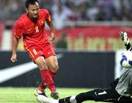 Trọng Hoàng lập cú đúp giúp tuyển Việt Nam đánh bại Qatar