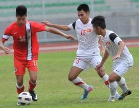 Thắng đậm Hong Kong, U19 Việt Nam gây áp lực lên Australia