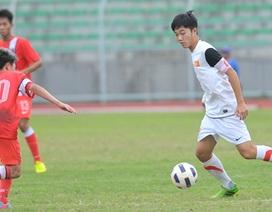 U19 Việt Nam bị chơi xấu, xử ép