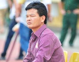 HLV Nguyễn Văn Sỹ tiếp tục gắn bó với Ninh Bình