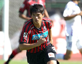Công Vinh quyết tâm ghi bàn giúp Sapporo thăng hạng