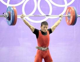 Cử tạ Việt Nam không có đối thủ ở hạng 56kg tại SEA Games