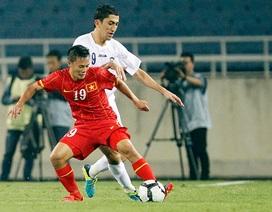 Thua đậm Uzbekistan, đội tuyển Việt Nam chính thức bị loại