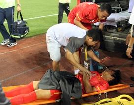 Va chạm kinh hoàng, Văn Nhiên nhập viện cấp cứu