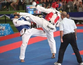 Taekwondo Việt Nam đặt mục tiêu 4 HCV tại SEA Games 27