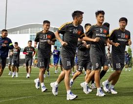 Thanh Hào, Phi Sơn kịp bình phục trước SEA Games 27