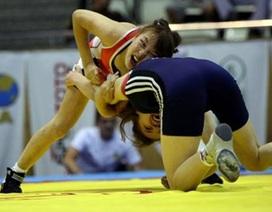 Vật Việt Nam lo vấn đề trọng tài tại SEA Games 27