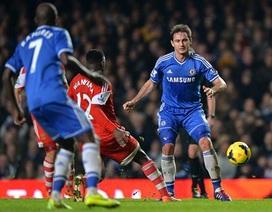 Thử thách khắc nghiệt đón chờ Chelsea ở ngày khai xuân