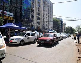 Giao thông ở Yangon: Đơn giản mà hiệu quả