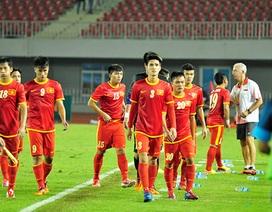 U23 Việt Nam: Không thấy bóng dáng thủ lĩnh