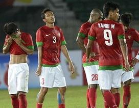 Hòa Timor Leste, U23 Indonesia đứng trước nguy cơ bị loại