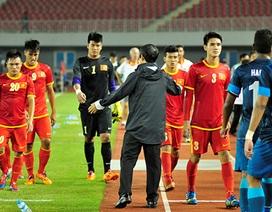 Nỗi buồn bại trận của U23 Việt Nam