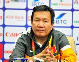 """HLV Hoàng Văn Phúc: """"U23 Việt Nam thua xứng đáng"""""""
