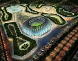 World Cup 2022 sẽ diễn ra trong thời tiết 50 độ C?