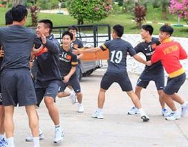 Cầu thủ U23 Việt Nam lạc quan sau trận thua Singapore