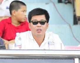 Bầu Trường giải ngân 4 tỷ tiền thưởng nóng đội Ninh Bình