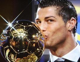 FIFA cố tình tạo điều kiện để C. Ronaldo giành Quả bóng vàng?