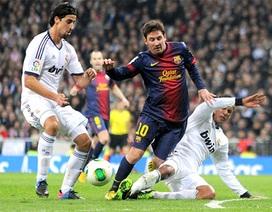 Messi vắng mặt ở đội hình tiêu biểu năm của UEFA