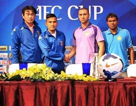 Hà Nội T&T quyết đánh bại Maziya Sports trên sân nhà