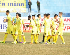 Hà Nội T&T - Maziya Sports : Không có quà cho khách