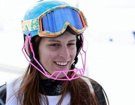 Người đẹp trượt tuyết xin lỗi vì clip khỏa thân bị phát tán