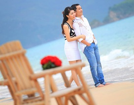 Chuyện tình lãng mạn của tay vợt Kiến Quốc