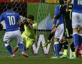 Tây Ban Nha hạ gục Italia tại Vicente Calderon