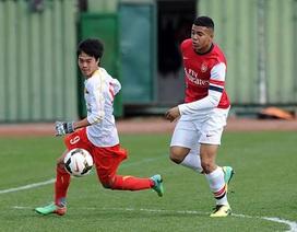 Chiêm ngưỡng 3 bàn thắng của U19 Việt Nam vào lưới U19 Arsenal