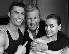 C. Ronaldo trở thành người mẫu hình ảnh của tạp chí Vogue