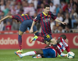 CĐV Barcelona lăng mạ Messi và các đồng đội