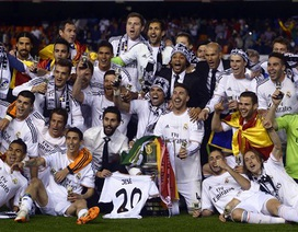 Hạ gục Barcelona, Real Madrid vô địch Cúp Nhà vua