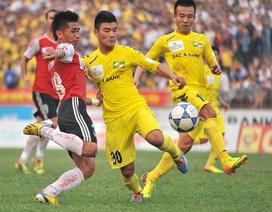 SL Nghệ An thua đau Đồng Nai trên sân nhà